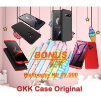 Case Hybrid GKK 360 XIAOMI Redmi 5 PLUS MI A1 5X MAX 2 Mi 6 Note 5 PRO - BLACK-RED, MI 6