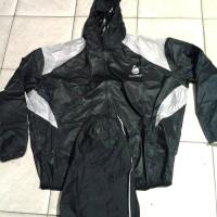 baju sauna/sauna suit rainsol running + celana (produk baru)
