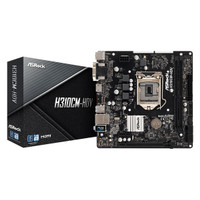 ASRock H310CM-HDV LGA 1151 Intel H310 Micro ATX Intel Motherboard