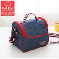 Baling Cooler Bag Tas Penyimpan ASI dan Makanan Bekal Thermal Bag Bayi