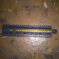 Mutilan Tubular AR-15 / M416 Dcobra Predator Spring Toys Rifle