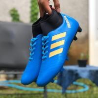 BIG SALE   Sepatu sepak bola adidas predator bahan sintetis size 39-43