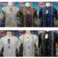Baju Koko Lengan Pendek Bahan Katun Pria Dewasa Harga Terbaik