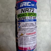 Ban Luar IRC 80 90 17 Tube Type Utk Ban Belakang Motor Bebek YMH HONDA