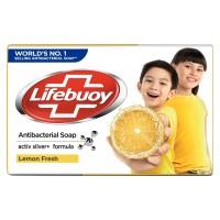 Sabun Lifebuoy Kuning Antibakteri Lemon Fresh 85 Gr