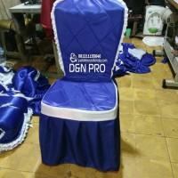 Palinglaris Sarung Kursi Plastik Napoly Type 209 Readystock