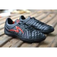 Sepatu Futsal Specs Metasala Kaze All Black