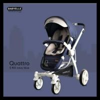 Stroller Babyelle Quatro/Stroler Baby Elle/Kereta Dorong Anak Bayi