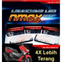 LAMPU LED N-MAX NMAX AUTOVISION GEN2 PUTIH HEADLAMP HEADLIGHT UTAMA