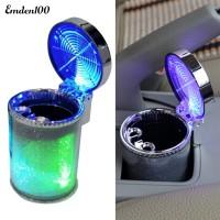 [COD] Holder Rokok Elektrik Tanpa Asap dengan Lampu LED Warna Biru