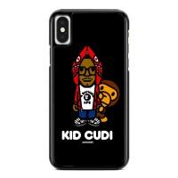 Casing iPhone XS Max KID CUDI BAPE SHARK X9124