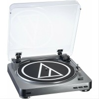 Audio Technica AT-LP60 USB - Fully Automatic Belt-Drive Stereo Turnt