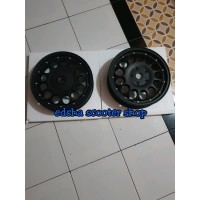 Velg VRosi Black Front For Modern Vespa