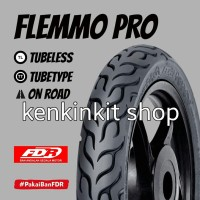 BAN FDR 80/90 - 17 FLEMMO PRO TUBELESS