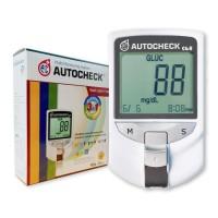 Autocheck 3 In 1 Alat Cek Gula Darah Kolestrol Dan Asam Urat Akurat