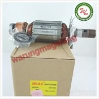ARMATURE BULL 3600H ANGKER FOR Profil Router Trimer 12mm MAKITA 3600 H