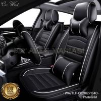 sarung jok mobil innova luxury capten seat G E 2.0 2.5 2010 - 2015