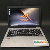 Asus X555BP A9 9420 VGA 2GB Windows 10 Second