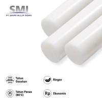AS Nylon PE Warna Putih Ukuran 12 MM x 2 Meter - SMI Store