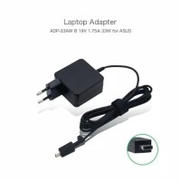 Casan Laptop Asus E202SA E202S E202 19V 1.75A USB