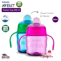 Philips Avent Trainer Cup Soft Spout Botol Susu Bayi 6m+ 200 Ml