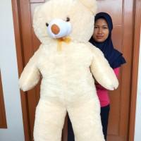 Boneka Teddybear jumbo besar 1mtr