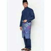 Terpopuler Stelan Baju kurung melayu pria trend Balotelli Baju+celana