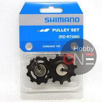 Shimano 105 Pulley Set RD-R7000 Guide And Tension Pulley 11 Speed