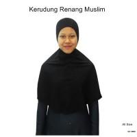 Kerudung Lebar & Besar Untuk Baju Renang Muslim - KRD03