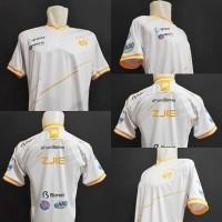 Jersey Kaos Baju Gaming RRQ 2020 WHITE ML, AOV,PB, PUBG Free Nick