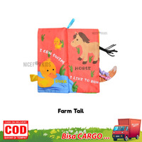 Tail Book / Buku Edukasi Bayi Lucu
