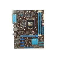 OBRAL MURAH MOTHERBOARD ASUS P8H61-M LX - SOKET LGA 1155 - RAM DDR3