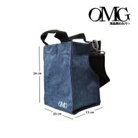 Lunch Bag Tote Bag Tas Bekal Tali Slempang Trendy Kanvas Japan