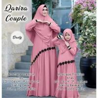chm CouPle Mom Kids Qarira maxi gamis syari pakaian muslim wanita anak