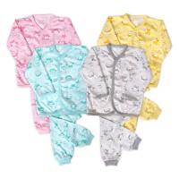 Miabelle Set Baju Panjang Kancing Depan + Celana FP05