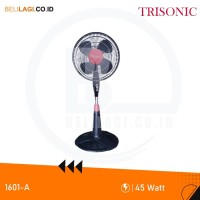 Trisonic 1601 Kipas Angin - 16Inch
