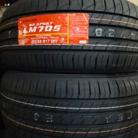 BAN DUNLOP LM705 225 50 17 ( NEW ACCORD / CIVIC / BMW / AUDI / LEXUS )
