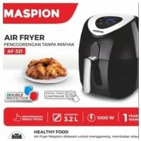Maspion Air Fryer / Penggorengan Tanpa Minyak Masak Sehat AF-321