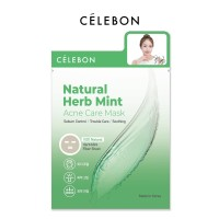Celebon Natural Herb Mint Acne Care Mask