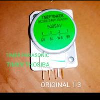 TIMER KULKAS PANASONIK THOSIBA ORIGINAL
