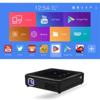 Wejoy DL-S10 Mini Projector/ Proyektor with Android WiFi/BT/Youtube