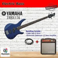 Yamaha Electric Bass Bundling TRBX174 / TRBX 174 / TRBX-174 Elektrik