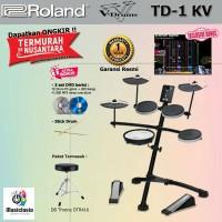 Drum Elektrik Roland TD1KV + Kursi / TD 1KV / TD1 KV / TD-1KV / TD1-KV