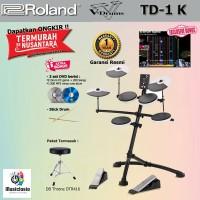 Drum Elektrik Roland TD1K + Kursi / TD 1K / TD1 K / TD-1K / TD1-K