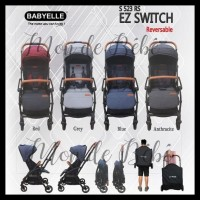 Stroller Baby Elle Ez Switch S 523 Rs