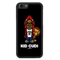 Custom Hardcase iPhone 7 KID CUDI BAPE SHARK X9124