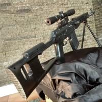 BARU Mainan Tembakan Sniper AWM PUBG Black Edition TERLARIS