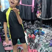 stelan baju renang anak tanggung SD