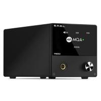 SMSL M500 Hi-Res MQA Decoder Audio DAC Headphone Amplifier - Black