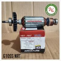 Armature angker NRT PRO FOR MESIN GERINDA HITACHI G10SS